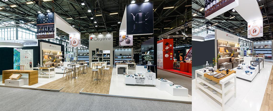 Trade show maison objet archives expace en - Boutique guy degrenne paris ...