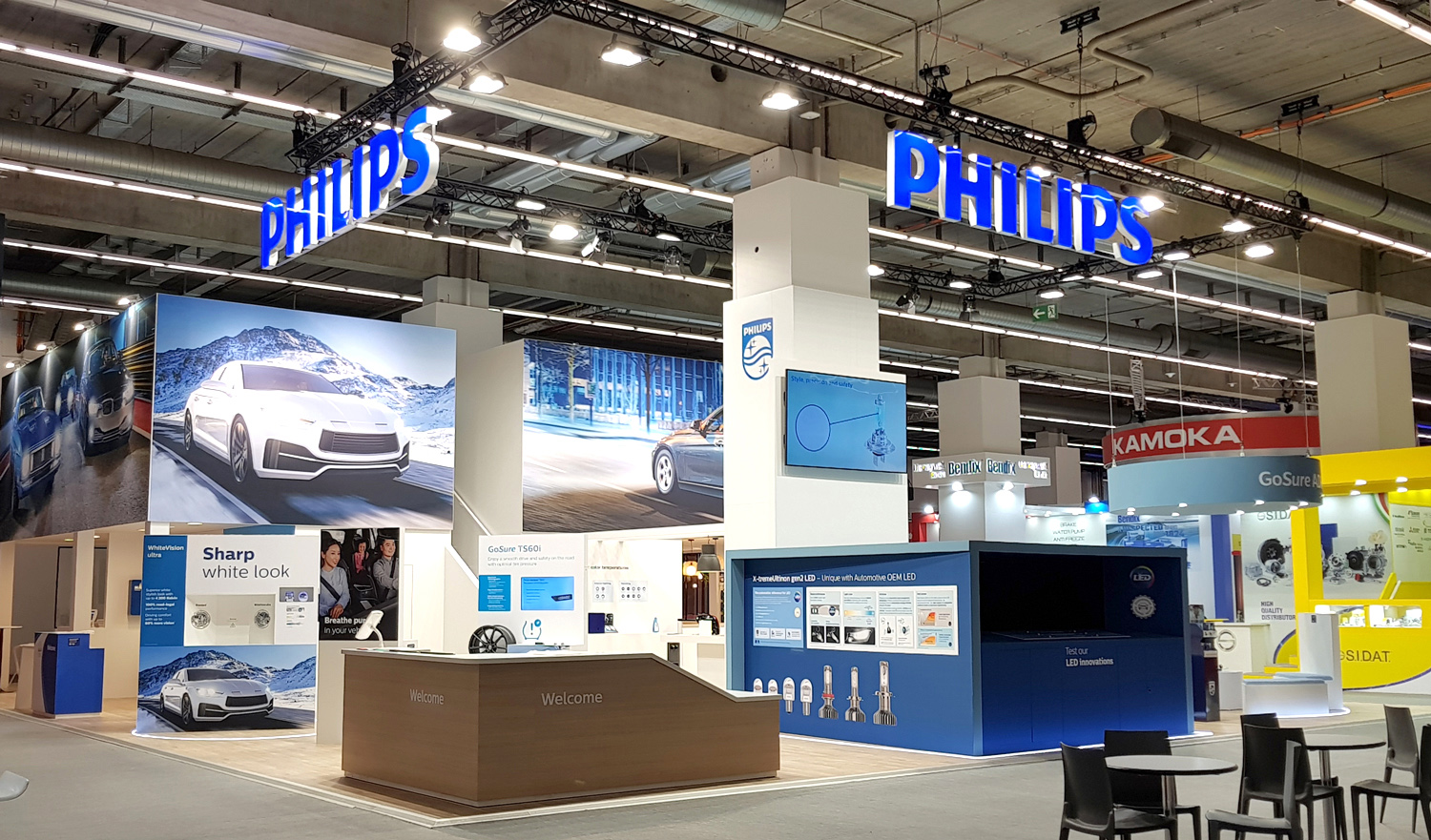 Stand-320-m2-LUMILEDS-(Philips-et-Narva)-AUTOMECHANIKA-Francfort-Sept-2018-01